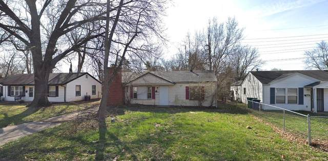 1632 Nemnich Avenue, St Louis, MO 63136 (#21048433) :: Parson Realty Group