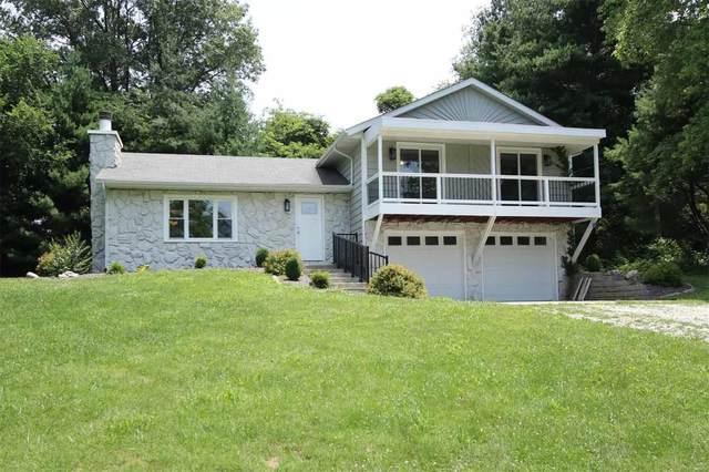 1800 Vaughn Lane, Maryville, IL 62062 (#21048440) :: Fusion Realty, LLC
