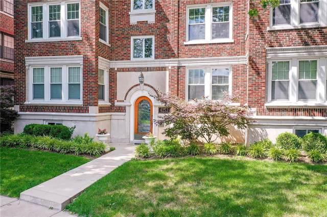 6253 Rosebury Avenue 2E, St Louis, MO 63105 (#21048491) :: Century 21 Advantage