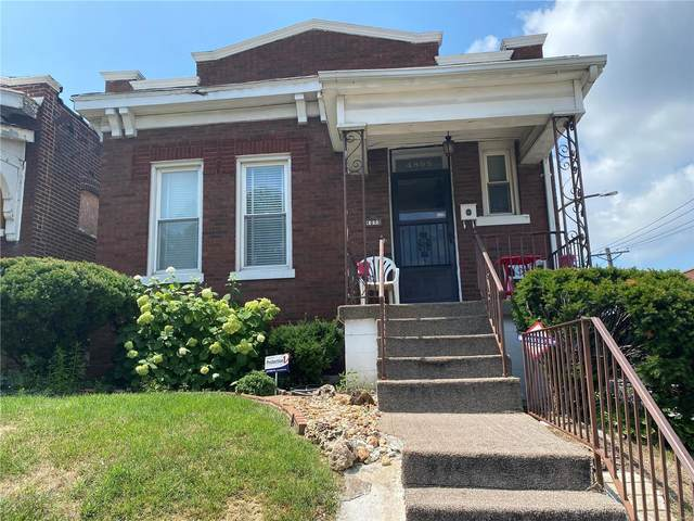 4898 Margaretta Avenue, St Louis, MO 63115 (#21048590) :: Parson Realty Group