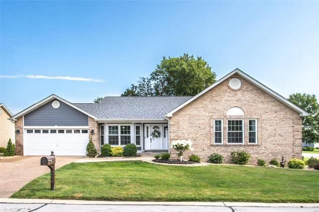 254 Greenburn Drive, Weldon Spring, MO 63304 (#21048606) :: PalmerHouse Properties LLC