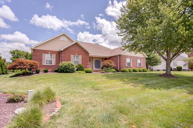 7344 Wolf Lake Court, Fairview Heights, IL 62208 (#21048626) :: Clarity Street Realty
