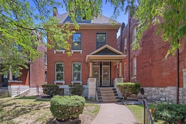 4716 Olive Street, St Louis, MO 63108 (#21048635) :: Kelly Hager Group | TdD Premier Real Estate