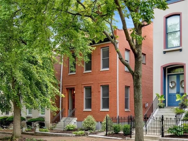 1821 Lasalle Street, St Louis, MO 63104 (#21048644) :: Jenna Davis Homes LLC