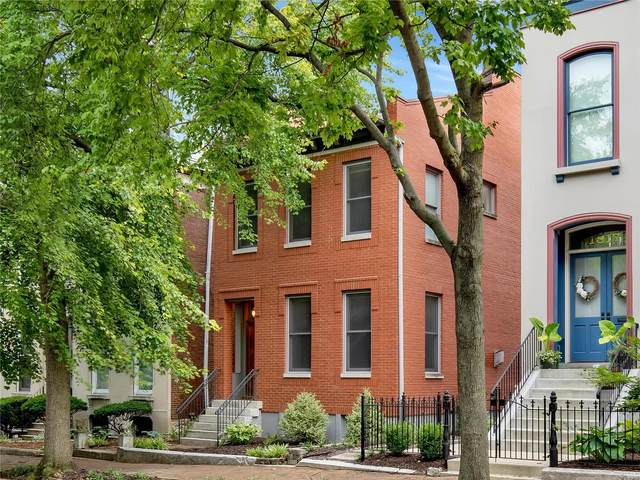 1821 Lasalle Street, St Louis, MO 63104 (#21048644) :: RE/MAX Professional Realty