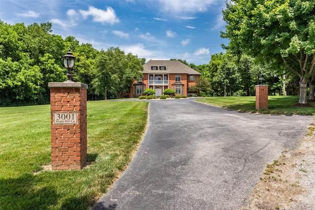 3001 Maple Hill Lane, Belleville, IL 62221 (#21048689) :: Parson Realty Group