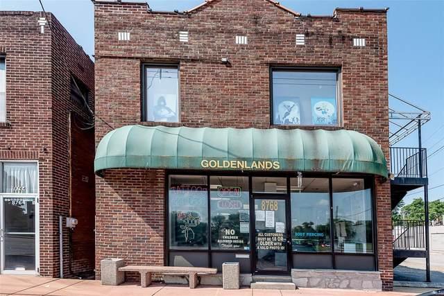 8768 Saint Charles Rock, St Louis, MO 63114 (#21048724) :: Krista Hartmann Home Team