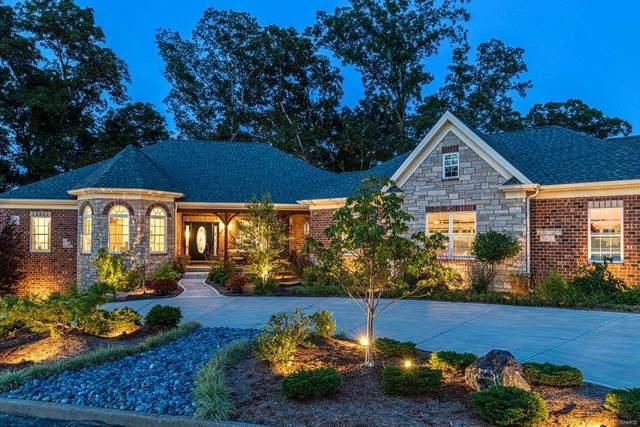 1092 Whitmoor Drive, Weldon Spring, MO 63304 (#21048745) :: PalmerHouse Properties LLC