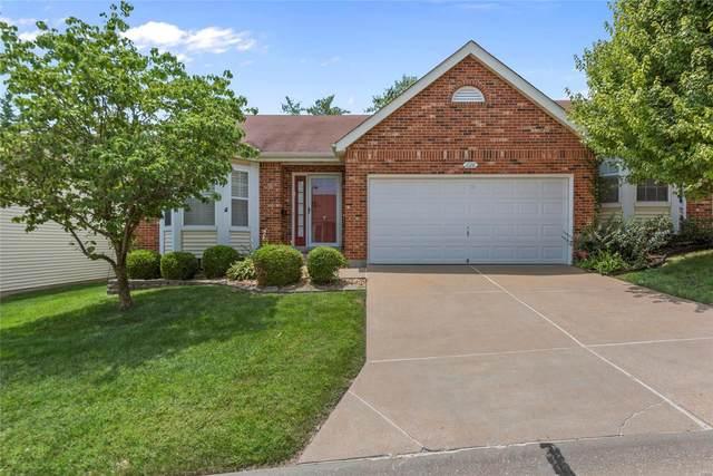 1028 Forder Square Dr, Oakville, MO 63129 (#21048748) :: PalmerHouse Properties LLC