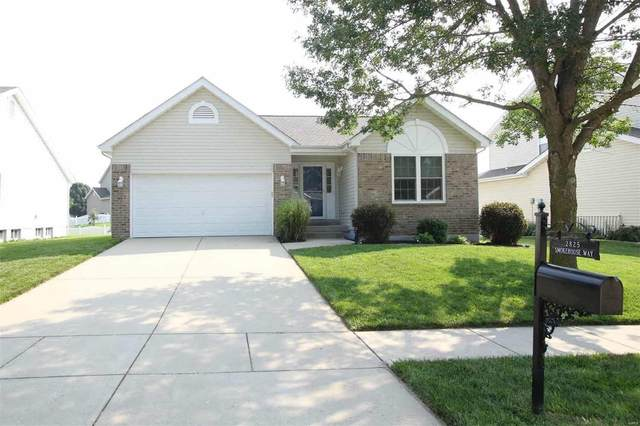 2825 Smokehouse Way, Belleville, IL 62221 (#21048800) :: RE/MAX Professional Realty