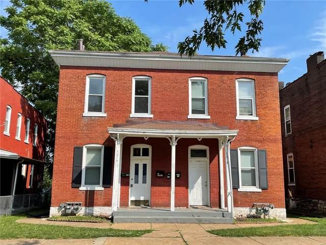 7216 Pennsylvania Avenue, St Louis, MO 63111 (#21048832) :: Krista Hartmann Home Team