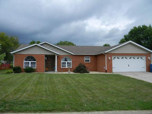 3813 Rolling Meadows Drive, Belleville, IL 62221 (#21048843) :: Parson Realty Group
