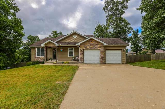 16516 Titan Road, Saint Robert, MO 65584 (#21048850) :: Matt Smith Real Estate Group