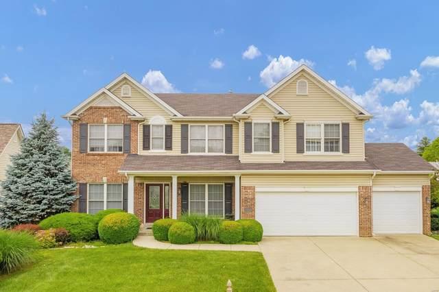 9308 Camfield Drive, Fairview Heights, IL 62208 (#21048863) :: Krista Hartmann Home Team