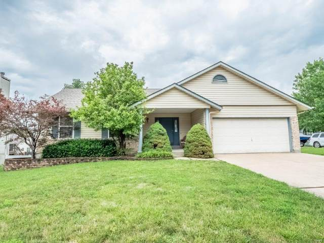 371 Misty Valley Drive, Saint Peters, MO 63376 (#21048867) :: St. Louis Finest Homes Realty Group