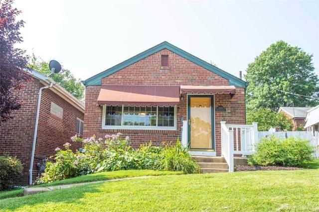 4060 Mcdonald Avenue, St Louis, MO 63116 (#21048888) :: Terry Gannon | Re/Max Results