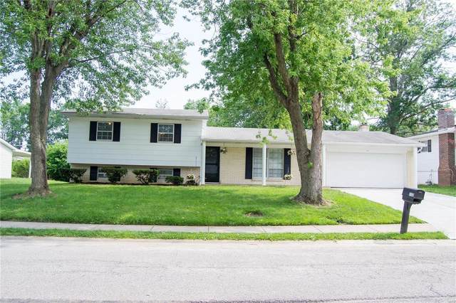 112 Chateau Dr., Fairview Heights, IL 62208 (#21048915) :: Fusion Realty, LLC