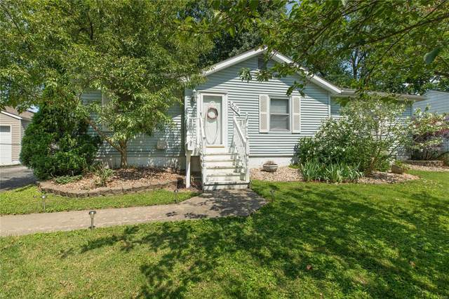 509 Meadow Lane, Collinsville, IL 62234 (#21048926) :: Parson Realty Group