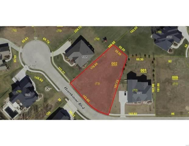 7325 Hearthstone Boulevard, Edwardsville, IL 62025 (#21048943) :: Terry Gannon | Re/Max Results