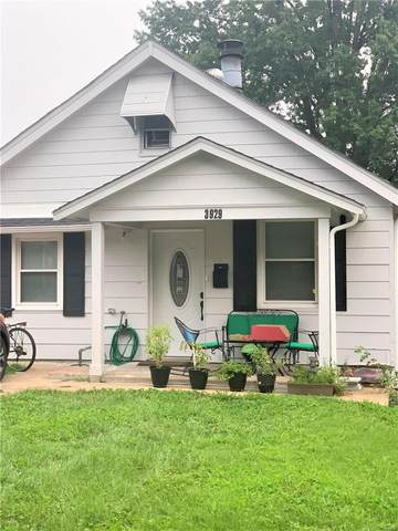 3616 Bates Street, St Louis, MO 63116 (#21049014) :: St. Louis Finest Homes Realty Group
