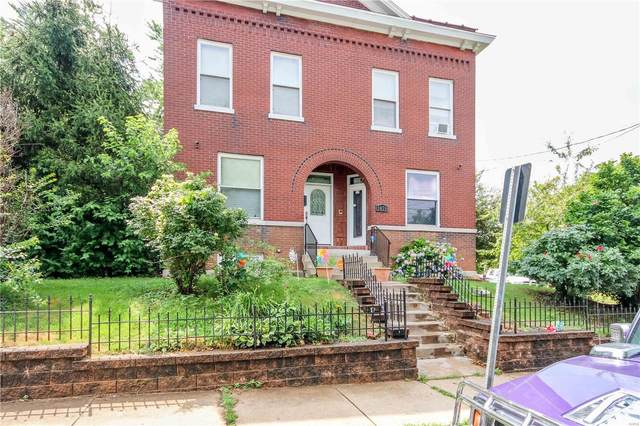 3878 Marine Avenue, St Louis, MO 63118 (#21049036) :: Clarity Street Realty