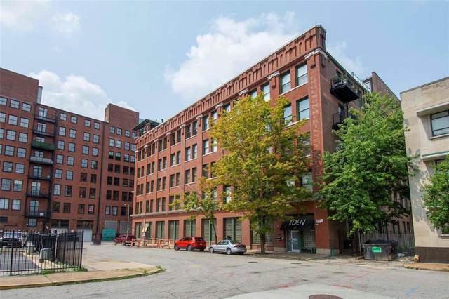 703 N 13th #503, St Louis, MO 63103 (#21049095) :: Parson Realty Group