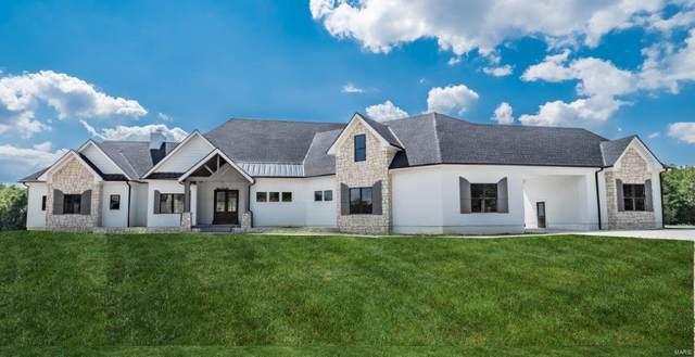 1055 Stonecastle Drive, O'Fallon, MO 63366 (#21049097) :: Reconnect Real Estate