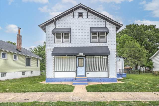 8816 N Broadway, St Louis, MO 63147 (#21049110) :: Parson Realty Group