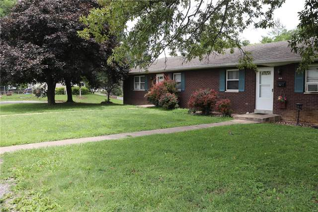 612 N Combs Avenue, Collinsville, IL 62234 (#21049115) :: Parson Realty Group