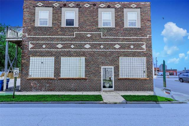 101 Whitelaw Avenue, Wood River, IL 62095 (#21049156) :: Fusion Realty, LLC