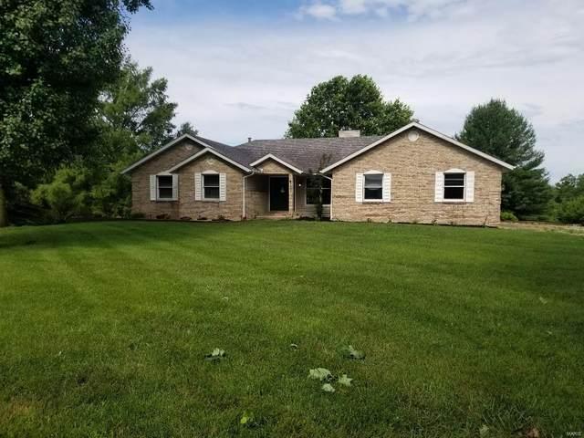 1431 Fox Lake Drive, Godfrey, IL 62035 (#21049176) :: Fusion Realty, LLC