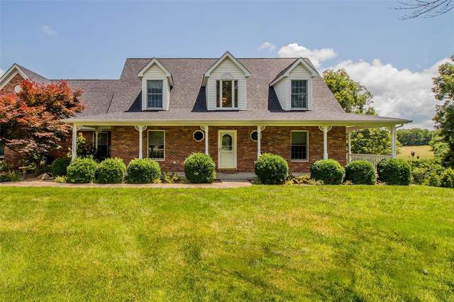 282 Green Bluff Drive, New Haven, MO 63068 (#21049181) :: RE/MAX Vision