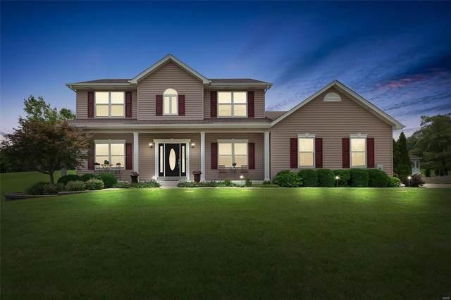 5189 Rosemount Drive, Weldon Spring, MO 63304 (#21049227) :: PalmerHouse Properties LLC