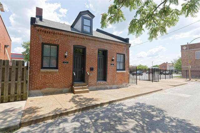 2106 S 8th, St Louis, MO 63104 (#21049246) :: Delhougne Realty Group
