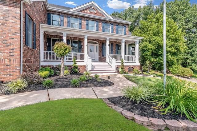 5 Forest Park Circle, Lake St Louis, MO 63367 (#21049310) :: PalmerHouse Properties LLC