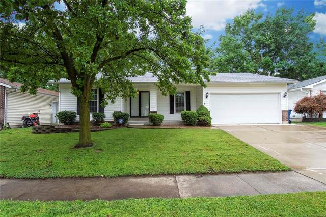 2815 Dividend Park, Florissant, MO 63031 (#21049331) :: Clarity Street Realty