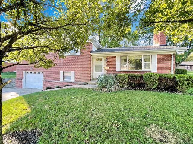 4312 Memorial Drive, Belleville, IL 62226 (#21049350) :: Fusion Realty, LLC