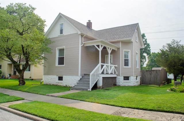 1632 N Church Street, Belleville, IL 62221 (#21049393) :: Century 21 Advantage