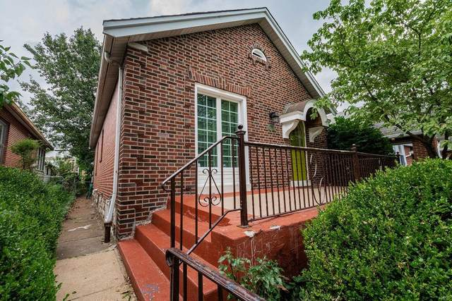 5112 Christy Avenue, St Louis, MO 63116 (#21049400) :: Parson Realty Group
