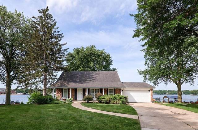 9 Riviera Court, Lake St Louis, MO 63367 (#21049419) :: PalmerHouse Properties LLC
