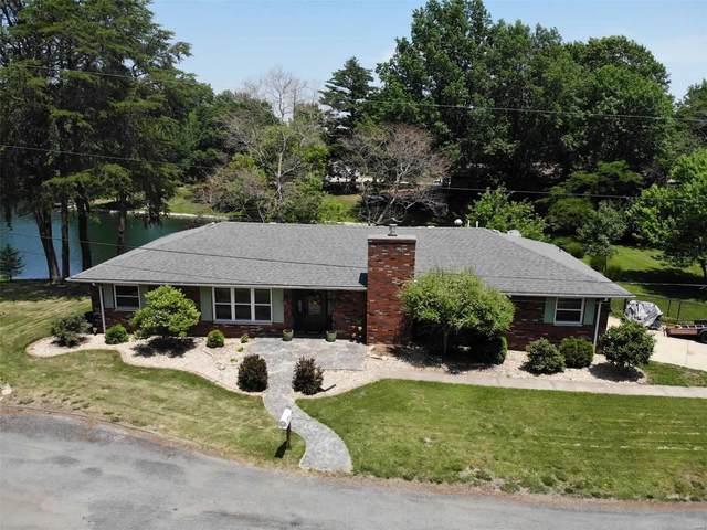 50 Lake View, Troy, IL 62294 (#21049435) :: Parson Realty Group