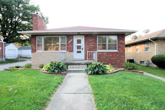 7018 Hampton Avenue, St Louis, MO 63109 (#21049443) :: RE/MAX Vision