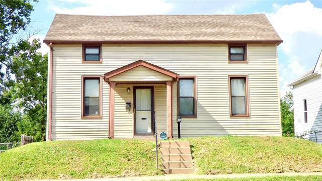 4463 Beck Avenue, St Louis, MO 63116 (#21049444) :: The Becky O'Neill Power Home Selling Team