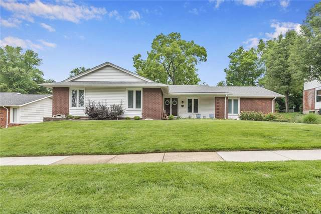 479 Maymont Drive, Ballwin, MO 63011 (#21049453) :: St. Louis Finest Homes Realty Group