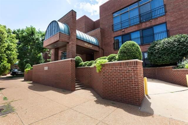 4570 Laclede Avenue #204, St Louis, MO 63108 (#21049495) :: Realty Executives, Fort Leonard Wood LLC