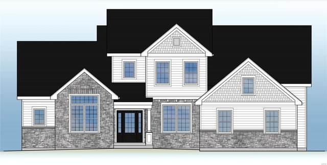 545 Long Acres Lane, Olivette, MO 63132 (#21049496) :: Parson Realty Group
