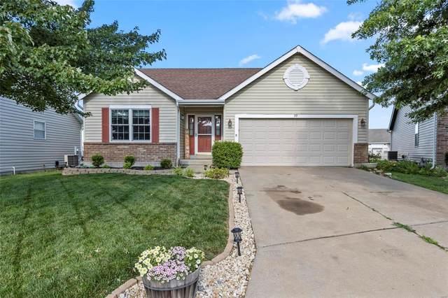 59 Briarchase Court, Lake St Louis, MO 63367 (#21049519) :: PalmerHouse Properties LLC