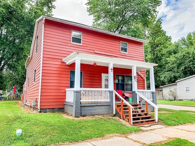 1300 N Charles, Belleville, IL 62221 (#21049523) :: Century 21 Advantage