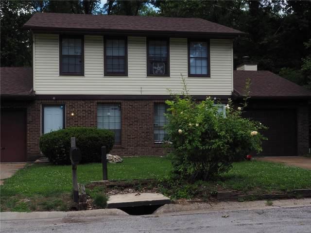 12 Nottingham Lane, Belleville, IL 62223 (#21049587) :: RE/MAX Vision