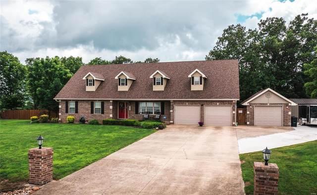 19671 Longview Lane, Waynesville, MO 65583 (#21049689) :: Parson Realty Group